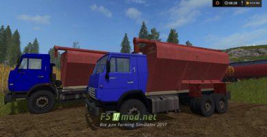Kamaz-43253 для FS 17