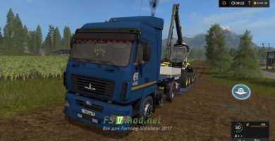 МАЗ-5440 для FS 2017