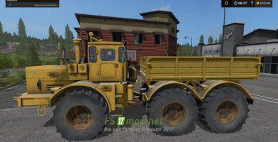 Мод K-701 KIPPER 6X6