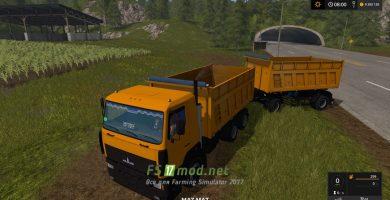 maz-6501 FS 17