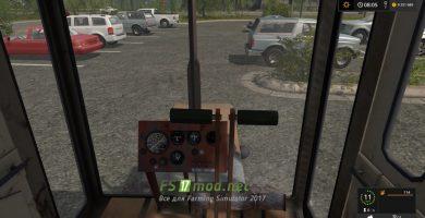 Трактор Т-70 для игры FS 2017
