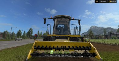 Тюковщик New Holland Power Baler для FS 17