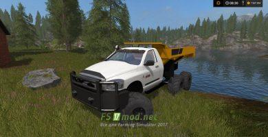 Мод грузовика Dodge Dump