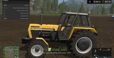 Трактор URSUS 385-4 W DRIVE