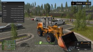 Трактор Амкодор TO18 для FS 2017