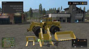 Трактор и С/Х для Farming Simulator 2017