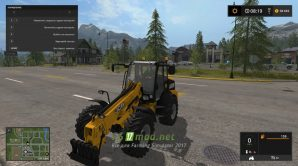 JCB TM320S WITH BEACONS AND TOPLIGHTS