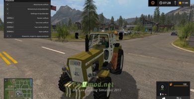 Трактор ZT303
