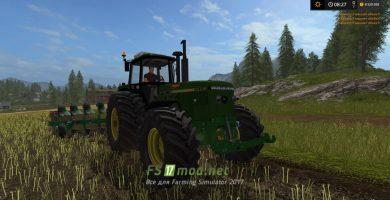JOHN DEERE 4955 mods