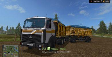 МАЗ-5516 для FS 2017