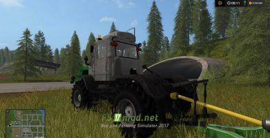 Мод на трактор T-150K