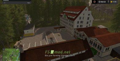 Горный курорт
