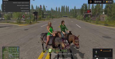 Лошади HARD WORKING HORSES
