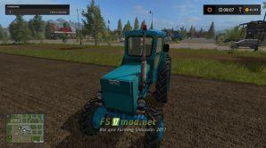 Мод Т-40 АМ для игры Фермер Симулятор 2017