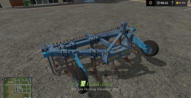 Плуг ПЧ 4.5 для Farming Simulator 2017