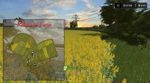 Карта ROSEWOOD FARM