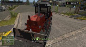 Мод ВТ-150 и отвал для Farming Simulator 2017