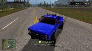 Автомобиль Lifted Chevy K30