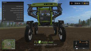 Мод на SLURRY SPRAYER для игры Farming Simulator 2017