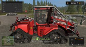 Трактор CASE IH QUADTRAC FOREST для FS 2017
