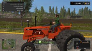 Трактор ALLIS CHALMERS 200