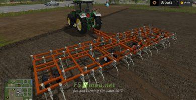 Allis Chalmers для Farming Simulator 2017
