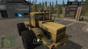 Трактор КИРОВЕЦ K-700A для игры Фермер Симулятор 2017
