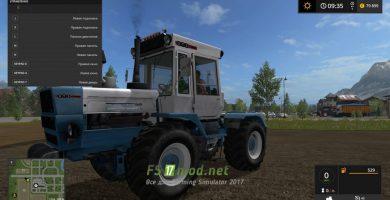 Трактор ХТЗ T-200K для игры Симулятор Фермера 2017