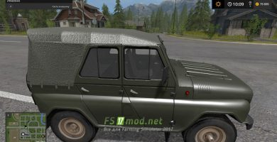 УАЗ 469 для FS 2017