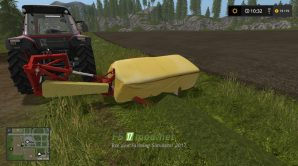 SIPMA PRERIA 1600 для Farming Simulator 2017