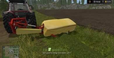 SIPMA PRERIA 1600 для Farming Simulator 2017