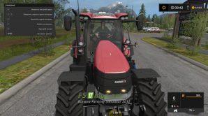 Трактор NLD FARMERS CASE PUMA CVX