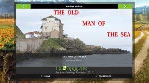 Карта THE OLD MAN OF THE SEA FINAL для игры Farming Simulator 2017