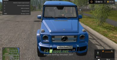 Мод на Mercedes-Benz G 65 AMG