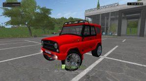 Автомобиль УАЗ HUNTER
