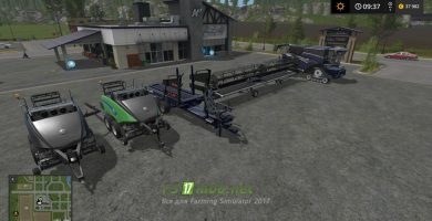 NEW HOLLAND COMBO PACK