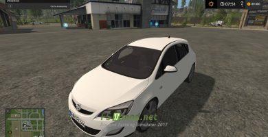 ASTRA J 1.6 TURBO INNOVATION для игры Симулятор Фермера 2017