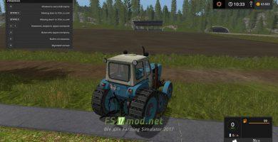 Мод на UMZ-6KL для Симулятора Фермера 2017