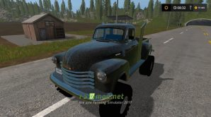 Автомобиль 1950 CHEVY 4X4 PICKUP для Farming Simulator 2017