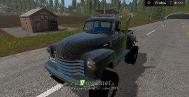 Автомобиль 1950 CHEVY 4X4 PICKUP для Farming Simulator 2017