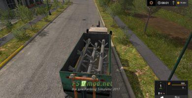 Мод на трактор Т150 грузовой для игры Фермер Симулятор 2017