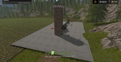 WOOD CRUSHER PLACEABLE