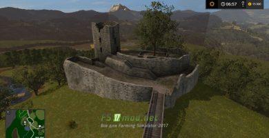 Французский замок