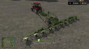 Сеноворошилка FENDT TWISTER для Farming Simulator 2017