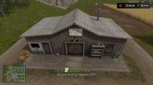 """Мод «Фабрика по производству Cola cola """" для Farming Simulator 2017"""