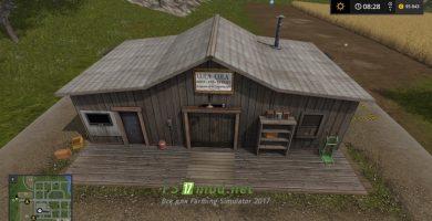 Мод «Фабрика по производству Cola cola » для Farming Simulator 2017