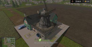Noodle Factory Production — Завод по изготовлению лапши для игры Симулятор Фермера 2017