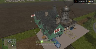 Noodle Factory Production — Завод по изготовлению лапши