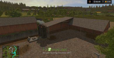 Карта KLINGENBACH — SEASON READY для игры Симулятор Фермера 2017