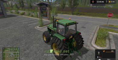 Трактор John Deere 4755
